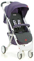Коляска прогулочная Quatro Mio №15 purple
