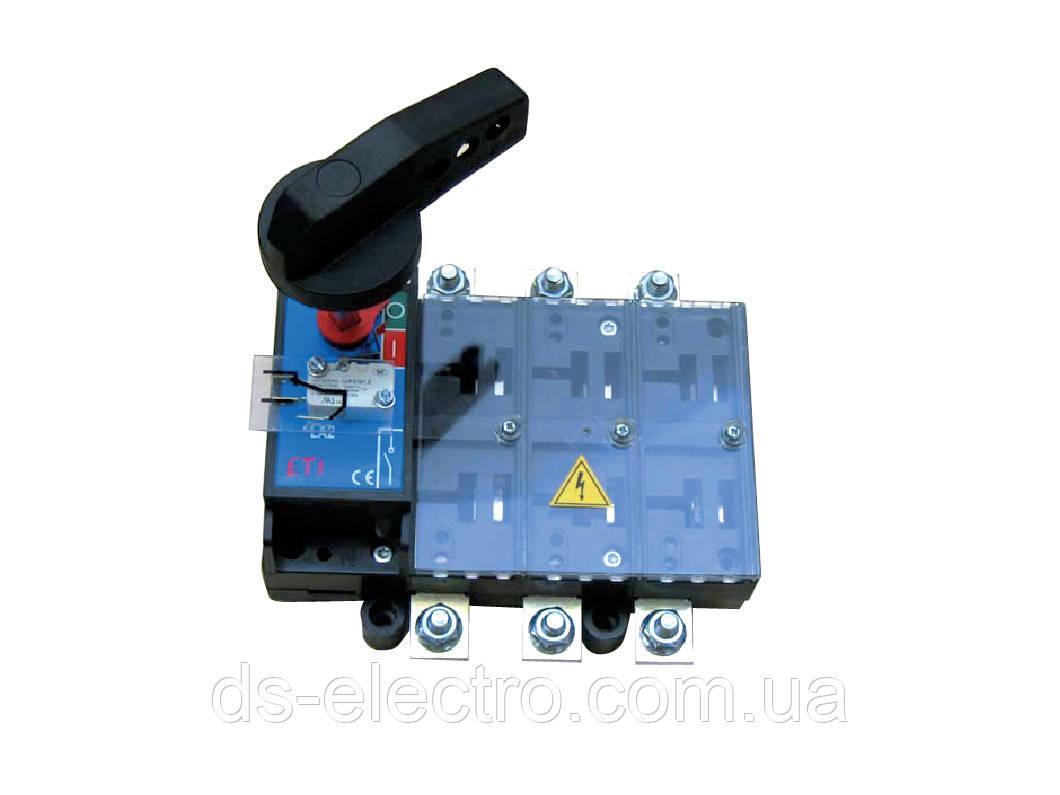 Выключатель нагрузки  LA (LA/R - рукоятка на корпусе, LA/D - выносная рукоятка), ETI,