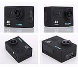 Экшн камера EKEN H9 V2.0 ULTRA HD 4K WI-FI - Black, фото 6