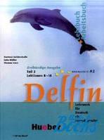 Hartmut Aufderstrasse, Thomas Storz, Jutta Mueller Delfin 3 Kursbuch und Arbeitsbuch