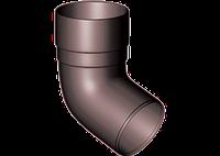 Колено Gamrat Ø90 (Система 125/90)