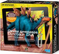 ДНК динозавра 4М Стегозавр (00-07004)