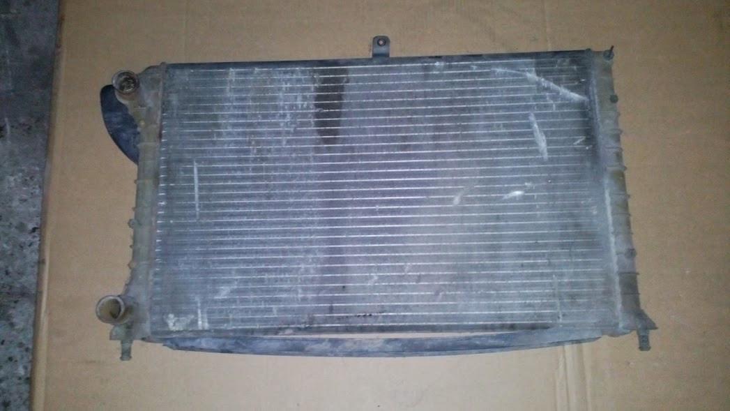 Б/у радиатор для Fiat Doblo