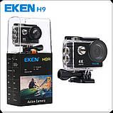 Экшн камера EKEN H9 V2.0 ULTRA HD 4K WI-FI - Black, фото 8