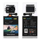 Экшн камера EKEN H9 V2.0 ULTRA HD 4K WI-FI - Black, фото 9