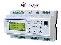 Универсальный блок защиты электродвигателей  УБЗ - 305 Новатек-Электро