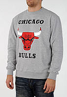 Свитшот Chicago Bulls Gray XS