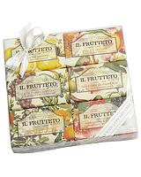 Подарочный набор мыла Nesti Dante Фруктовая Коллекция 6 шт х 150 г
