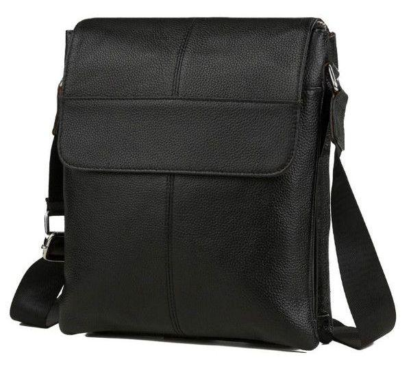 Мужской кожаный мессенджер TIDING BAG  A25-064A 932d2d85df945