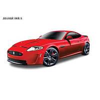 Автомодель (1:24) BburagoStar JAGUAR XKR-S (красный,1:24) - (код: 18g18-21063)
