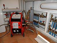 РОПУЛЬС (ROPULS) компрессор для промывки отопления и труб