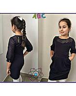 Платье для девочки в школу