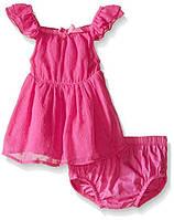 Комплект для девочки Juicy Couture платье и трусики