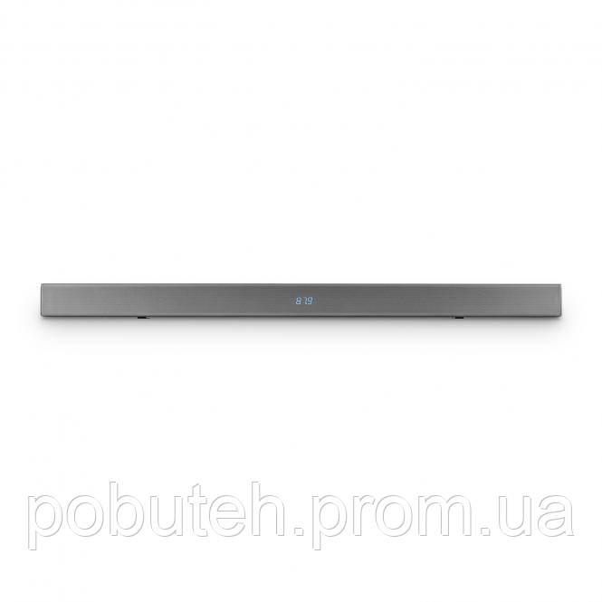 Auna Areal Bar 350 2.0 Soundbar 80W Bluetooth Chrom Titan