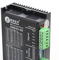 Цифровой драйвер шагового двигателя ЧПУ LEADSHINE DM542-05, фото 1