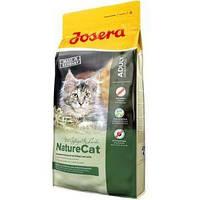 Josera Nature Cat сухой корм беззерновой для котов c чувствительным пищеварением  10+2кг в подарок
