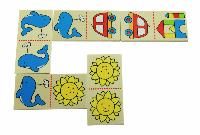 Настольная игра goki Мое первое домино (56696)