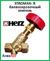 "HERZ STROMAX R балансировочный вентиль 4117 R 1/2"" DN 15"
