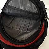 Рюкзак мужской городской с отделением для ноутбука, фото 10
