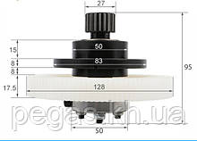 Шестерні для верстата з ЧПУ. Suda, Siwei. VG1325, VG1530 та інші