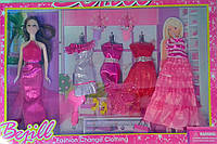 Кукла Барби +наряды В коробке YF11005CEFJ Китай