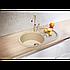 Кухонная мойка Minola MOG 1160-78 Песок, фото 2