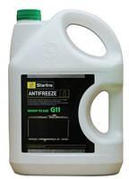 Антифриз-концентрат S ANTIFREEZE GREEN, G11, (4л)