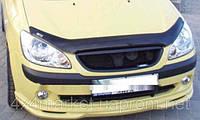 Дефлектор капота (мухобойка) EGR Hyundai Getz 2005-