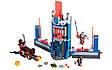 """Конструктор лего нексо Bela 10486 Nexo Knights (аналог Лего 70324) """"Библиотека Мерлока 2.0"""", 300 дет, фото 5"""