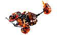 """Конструктор лего нексо Bela 10481 Nexo Knights """"Лавинный разрушитель Молтора"""", 198 дет, фото 3"""