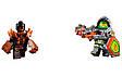 """Конструктор лего нексо Bela 10481 Nexo Knights """"Лавинный разрушитель Молтора"""", 198 дет, фото 5"""