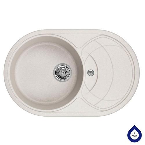 Кухонная мойка Minola MOG 1160-78 Базальт