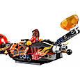 """Конструктор лего нексо Bela 10483 Nexo Knights """"Безумная колесница Укротителя"""", 334 дет, фото 3"""