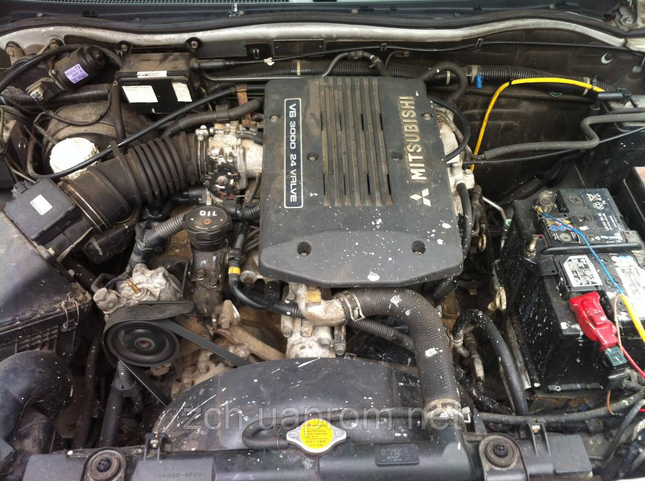 Компресор кондыционера 2,5 и 3,0 Mitsubishi Pajero Sport