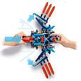 """Конструктор лего нексо Bela 10596 Nexo Knight """"Самолет-истребитель Сокол Клэя"""", 529 дет, фото 8"""