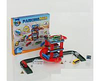 Игровой набор Паркинг для автобусов Тайо Parking area 660-206