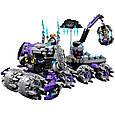 "Конструктор лего нексо Bela 10597 Nexo Knight (аналог Lego 70352) ""Штаб Джестро"", 878 дет, фото 2"
