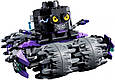 "Конструктор лего нексо Bela 10597 Nexo Knight (аналог Lego 70352) ""Штаб Джестро"", 878 дет, фото 4"