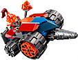 "Конструктор лего нексо Bela 10597 Nexo Knight (аналог Lego 70352) ""Штаб Джестро"", 878 дет, фото 6"
