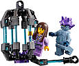 "Конструктор лего нексо Bela 10597 Nexo Knight (аналог Lego 70352) ""Штаб Джестро"", 878 дет, фото 7"