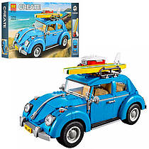 Конструктор типа Лего Volkswagen Beetle Bela 10566