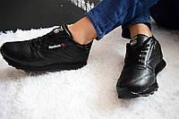 Кроссовки Reebok черные женские