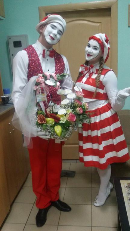 Мимы на праздник 5