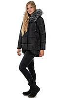 Куртка для девочек с мехом XUEYINGYING 1502