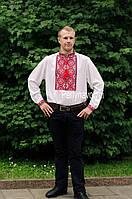 Мужская вышиванка ЧС 983,вышиванка,купить вышиванку,мужчкая рубашка,купить рубашку