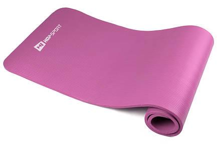 Мат для фитнеса HS-4264 1 см pink, фото 2