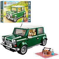 Конструктор типа Лего автомобиль Mini Cooper Bela 10568
