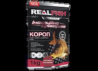 Прикормка рыболовная Real Fish  Короп Кальмар-осьминог