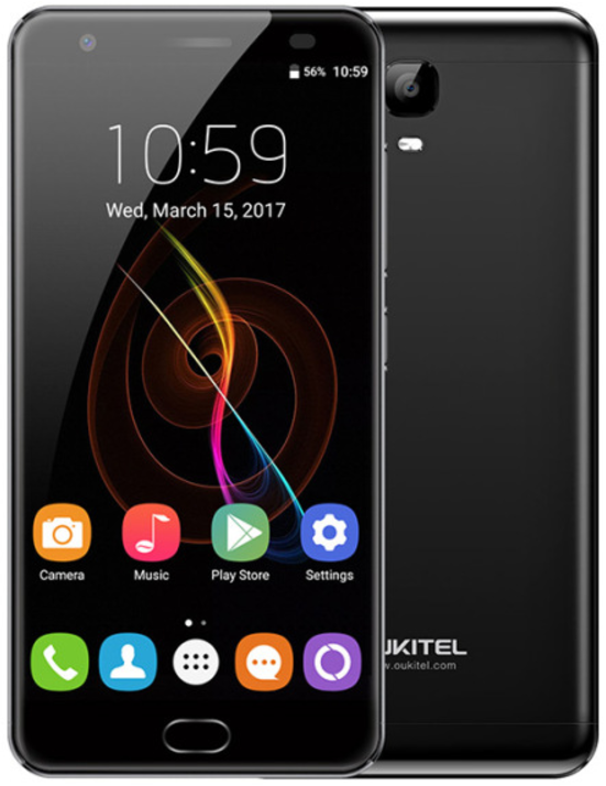 OUKITEL K6000 Plus 4/64 Gb black
