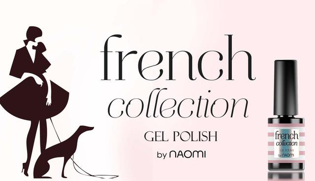 Гель-лак Naomi French Collection